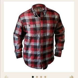 🚨 brand new men's flannel